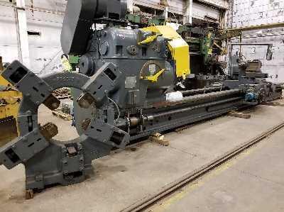 """64"""" x 264"""" Niles Engine Lathe"""