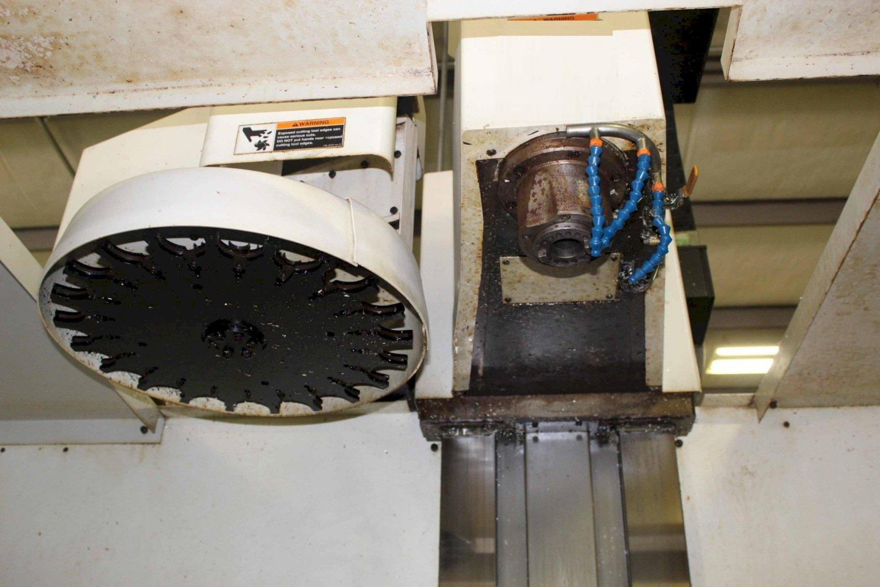 2011 FADAL VMC 6030HT - Vertical Machining Center