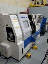 Daewoo Puma 200C CNC Lathe with 10