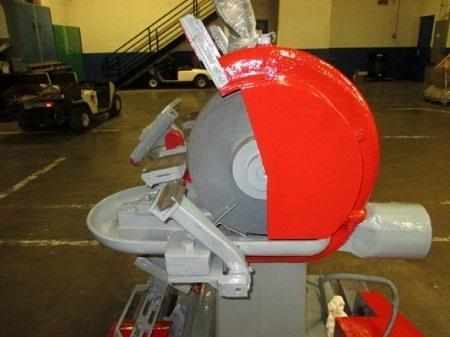 WAFIOS MODEL #MSD DOUBLE END GRINDER   Our stock number: 108696