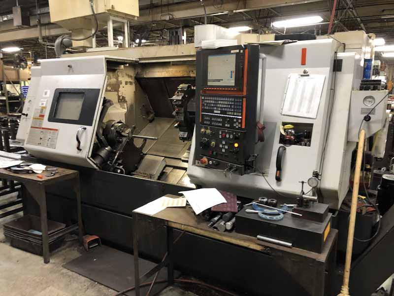 Mazak Nexus QTN 300-II / 1500 Mazatrol Matrix CNC Turning Center