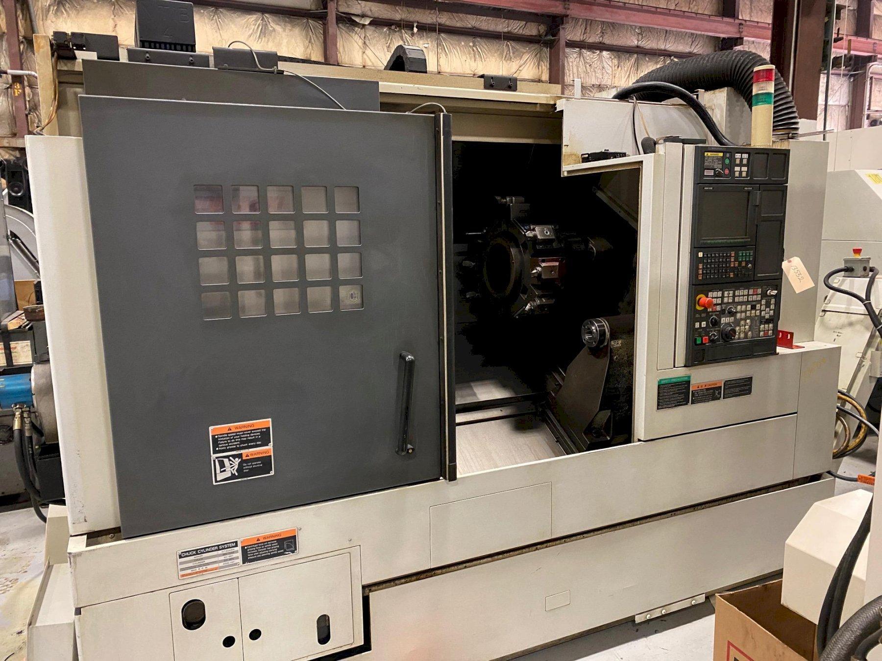 2009 Mori Seiki NL2500MC/700 CNC Horizontal Lathe