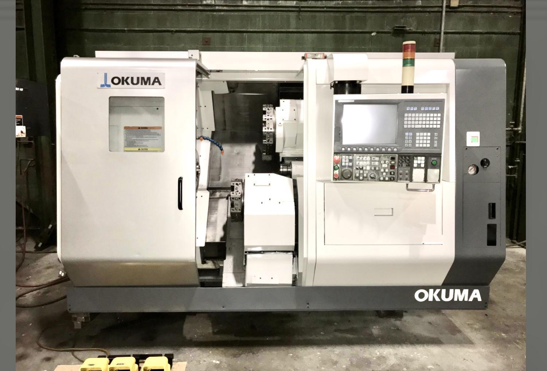OKUMA SimulTurn LU-300  2008