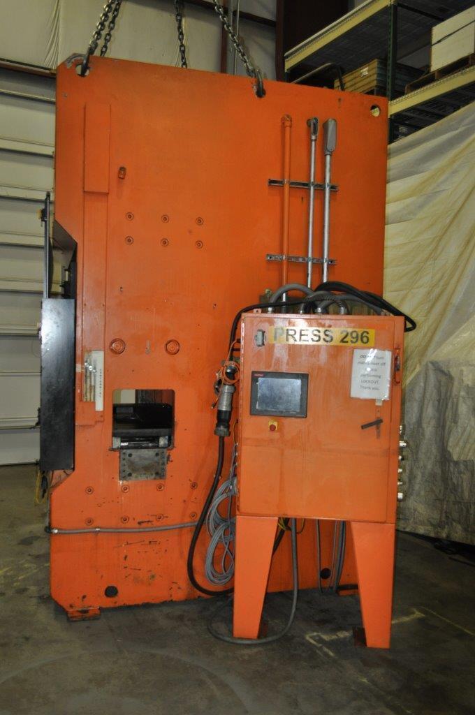 150 Ton Greenerd HCT-150 Centenial Hydraulic Press