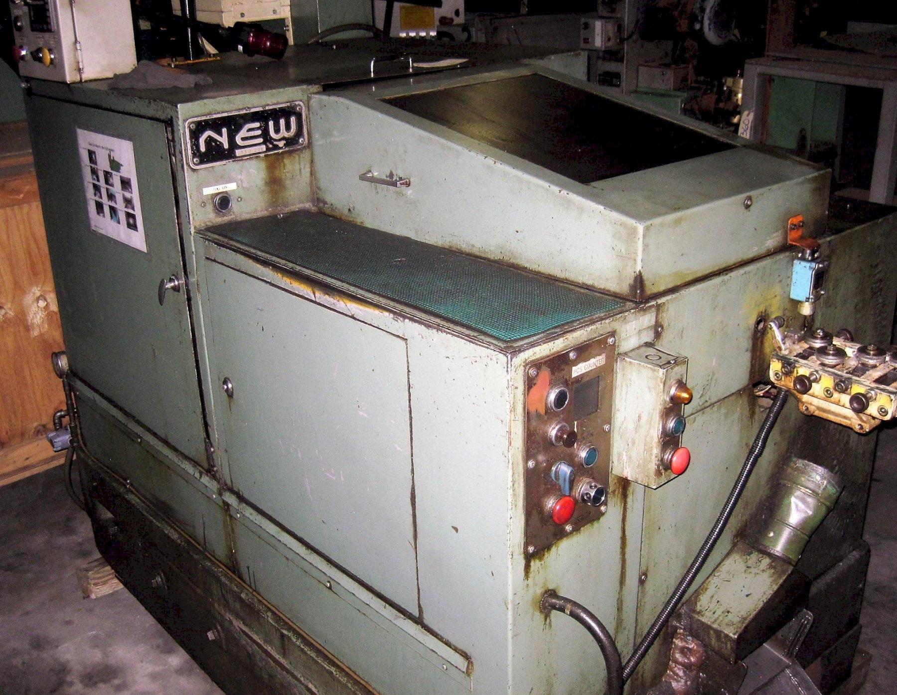 """1/4""""  Nakashimada H20A  DSSD Cold Header"""