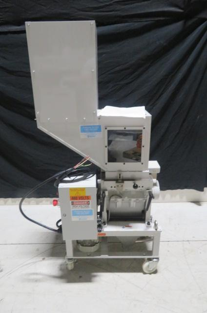 Matsui Used MGL2-100-460 Granulator, 13 x 9 in, 1hp, 460V, Yr. 2020