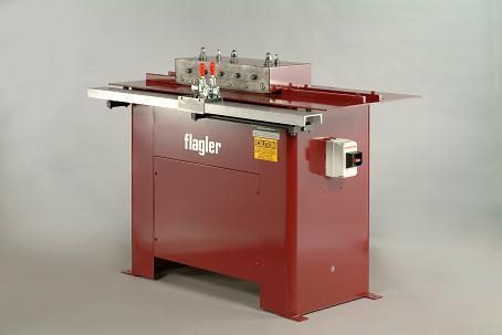 New Flagler High Speed 20 ga. Pittsburgh Machine