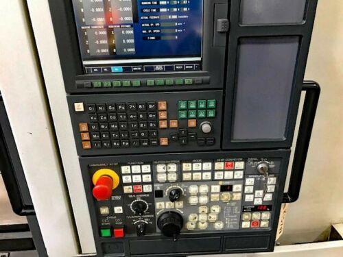 """MORI SEIKI NL-3000/1250, Mori MSX850 CNC Control, 27"""" Swing, 15"""" Chuck, 50"""" Centers, 12 Position Turret, 30 HP, 3000 rpm, New 2006."""