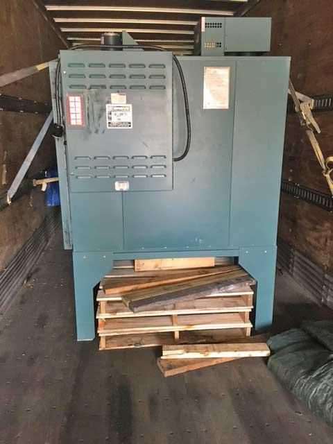 GRIEVE ELECTRIC FIRED CABINET FURNACE (13816)