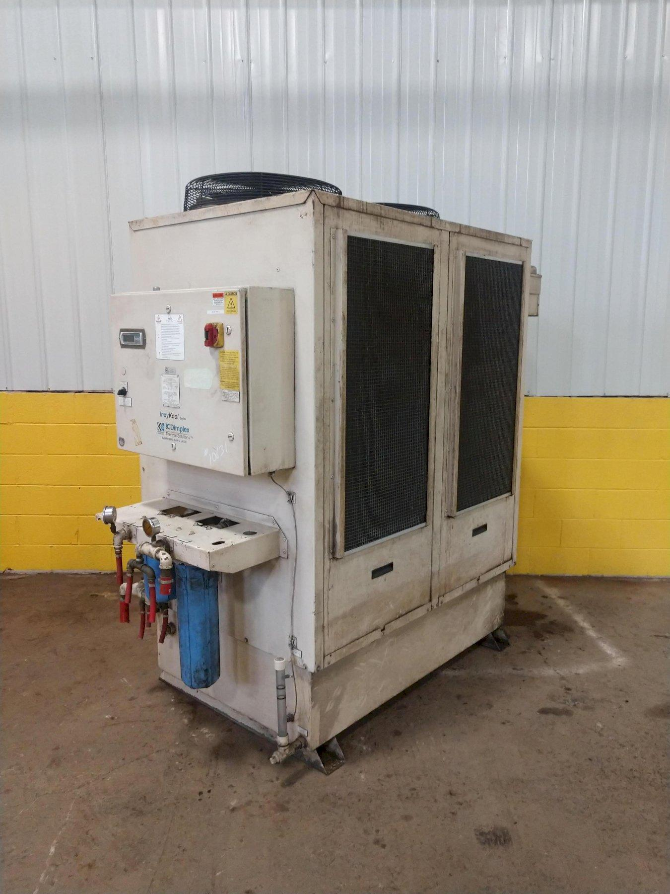 20 HP DIMPLEX THERMAL SOLUTIONS CHILLER: STOCK #10631