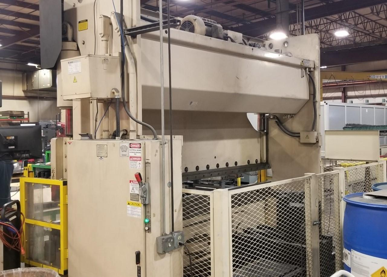 2010 Cincinnati Max Form, 12' x 90 Ton CNC Hydraulic Press Brake
