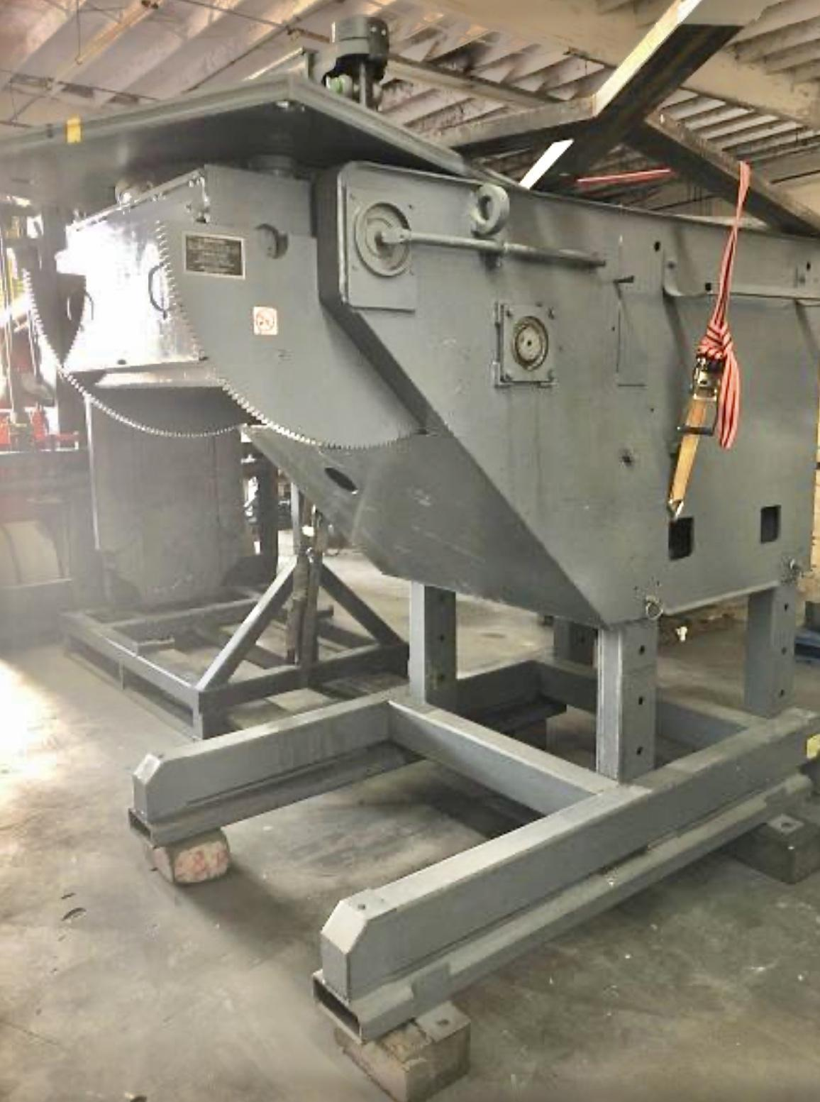 4500llbs Aronson Welding Positioner 