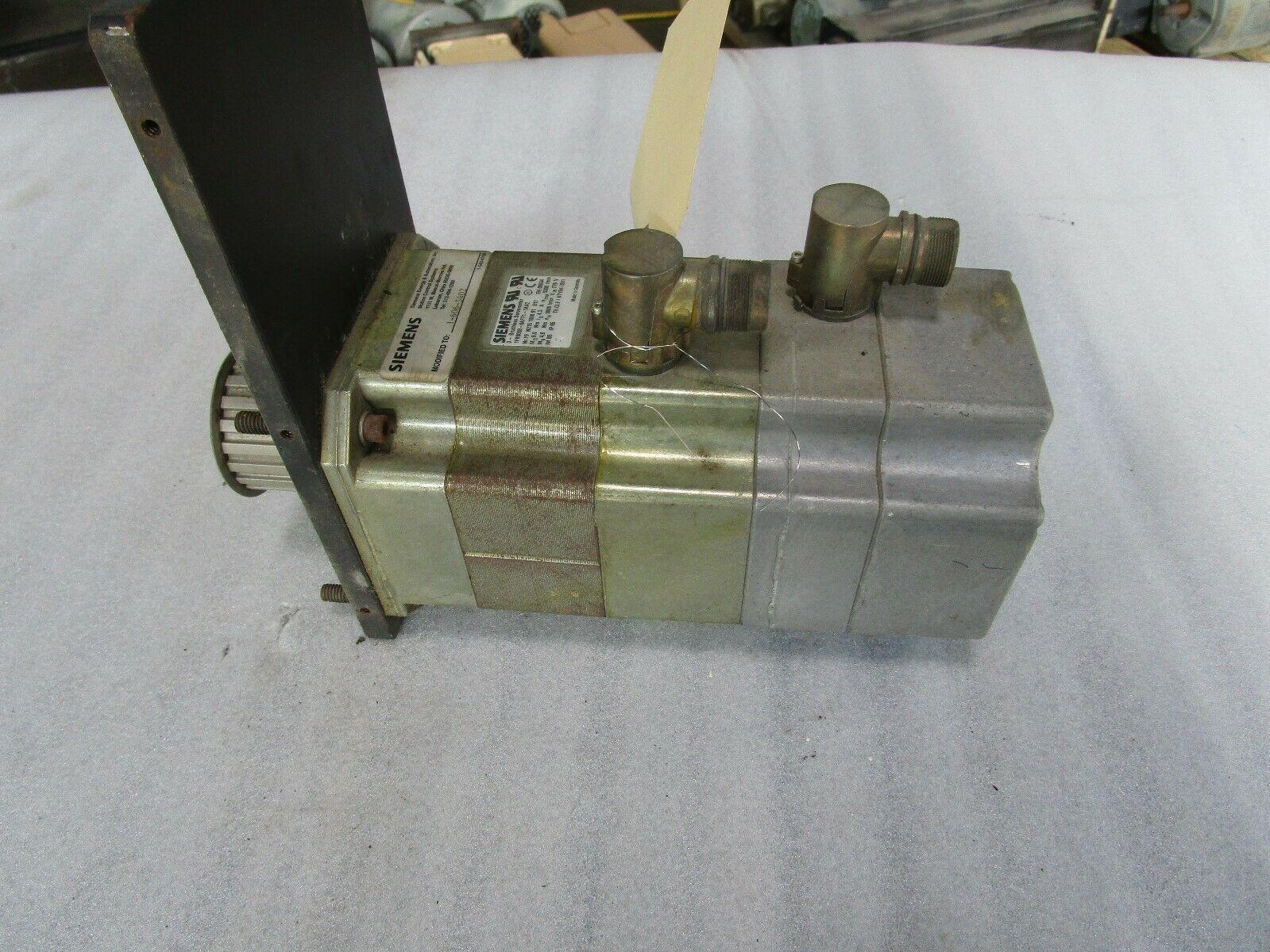 Siemens Servo Motor 1-606-5402