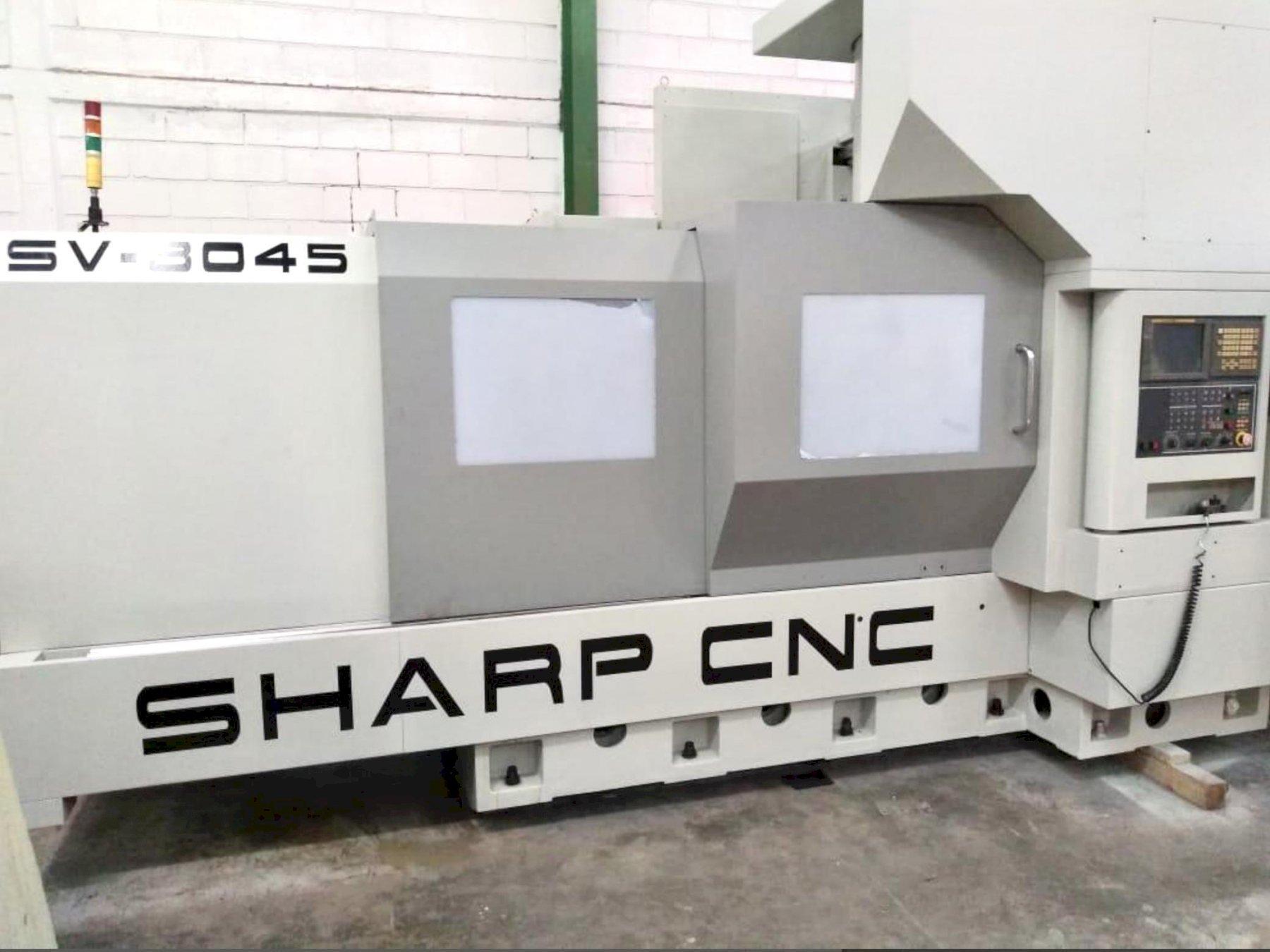SHARP VMC BRIDGE TYPE FANUC COTROL 10,000 RPM SPINDLE
