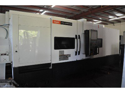 2011 MAZAK HYPER QUADREX 450M CNC TURNING CENTER