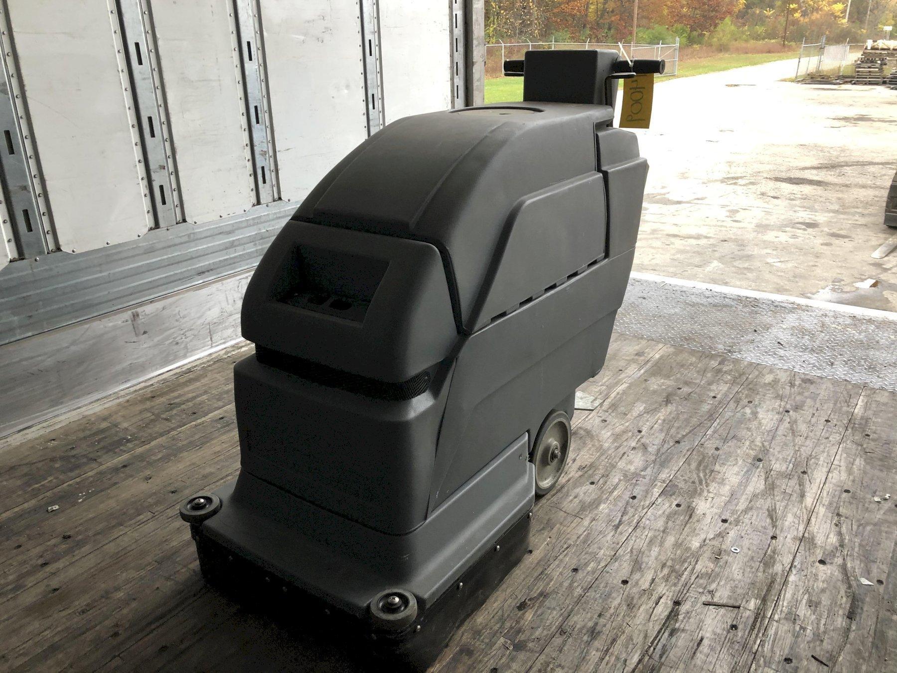 CASTEX MODEL FS-2000 AUTO FLOOR SCRUBBER: STOCK #14009