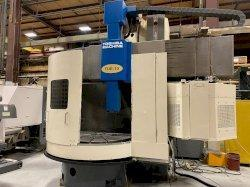 2005 Toshiba TUE-15 CNC Vertical Boring Mill