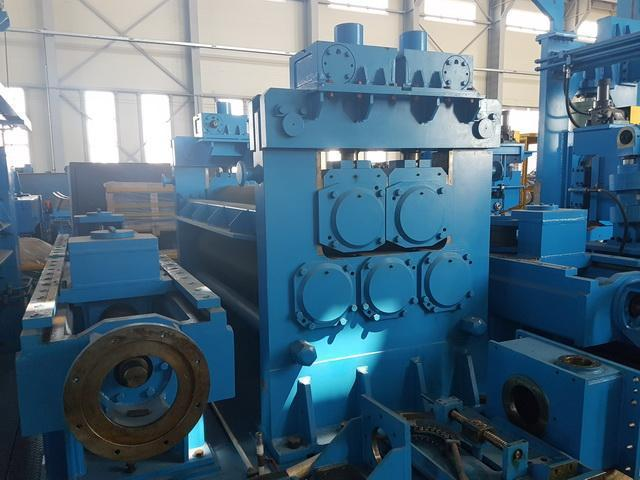 """118"""" (3000mm) x 25.4mm Spiral Pipe Mill (NEW)"""