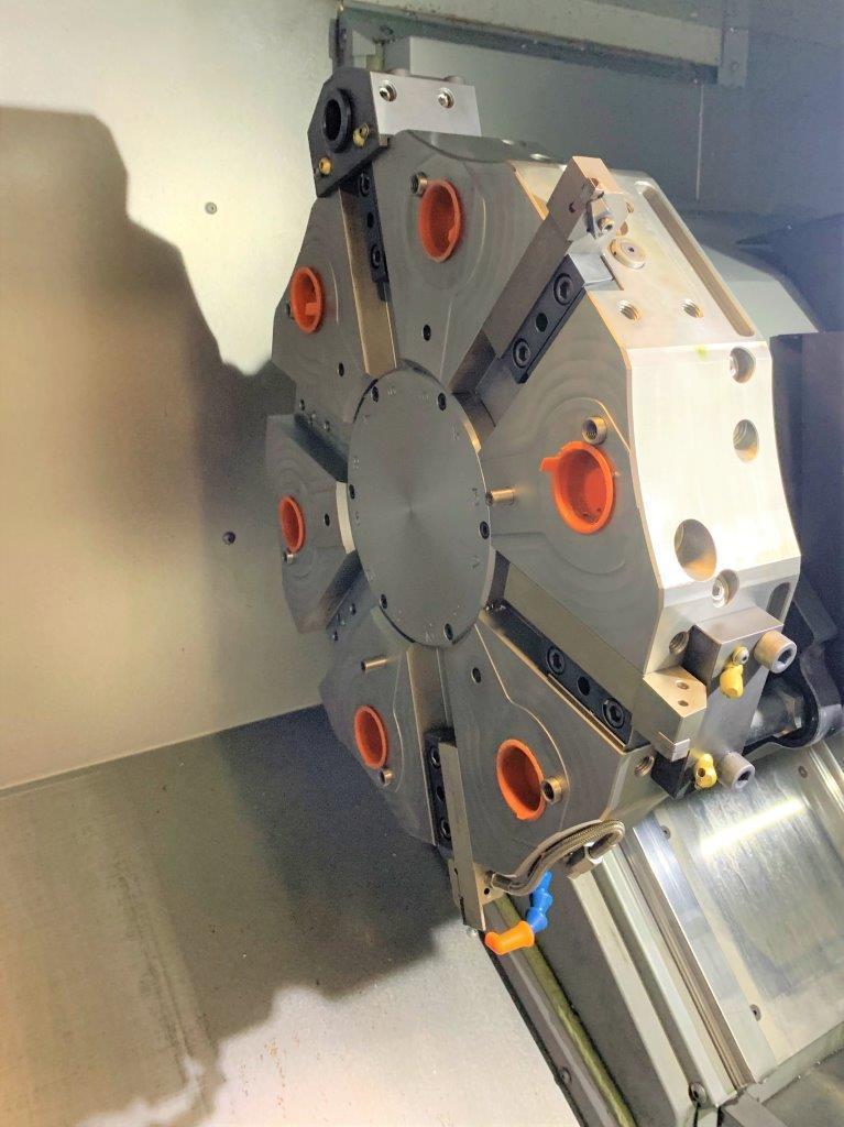 2015 Haas ST-30Y + Haas Bar Feeder - CNC Horizontal Lathe