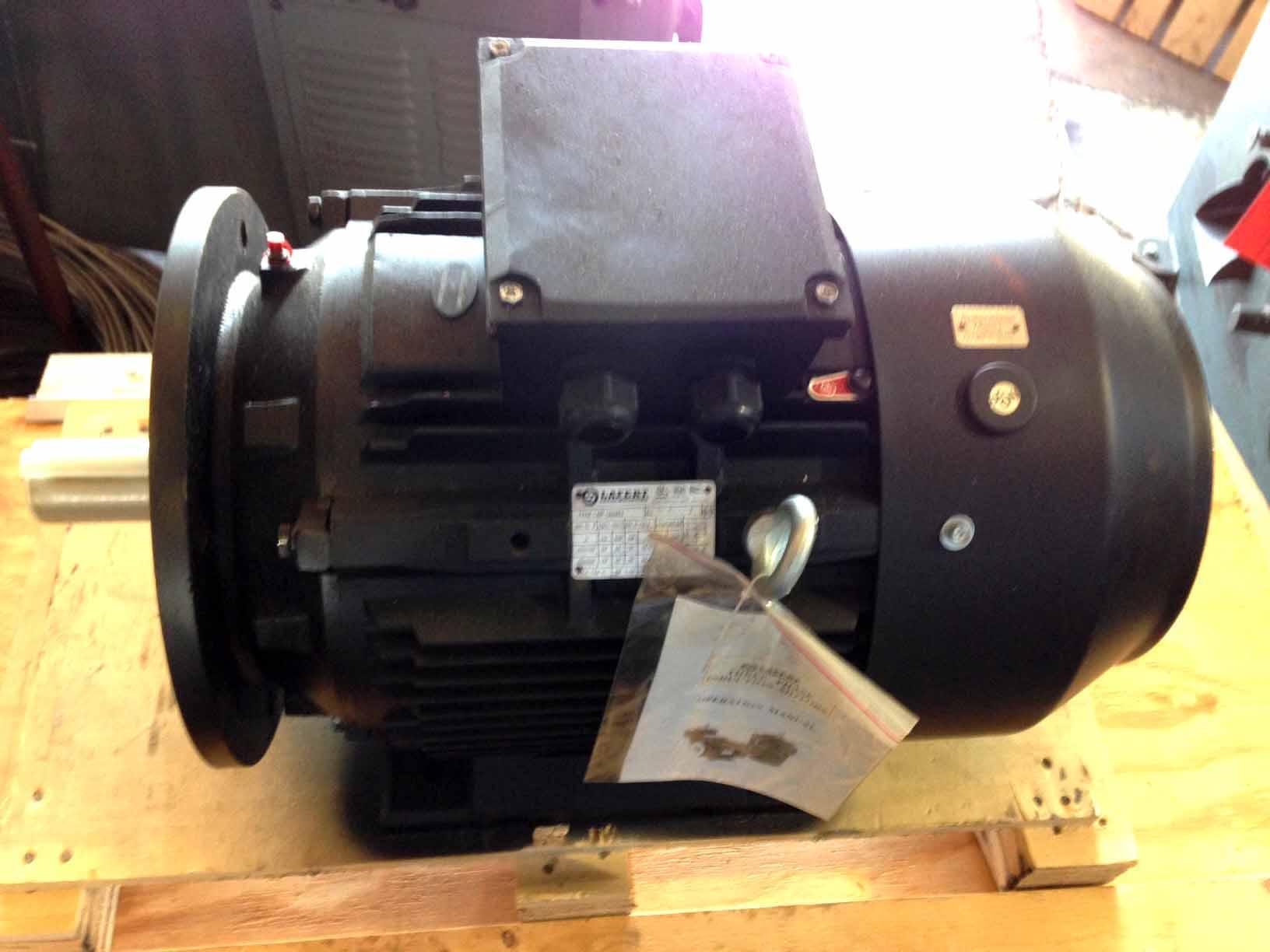Lafert LNP180ME2  2 Pole Motor