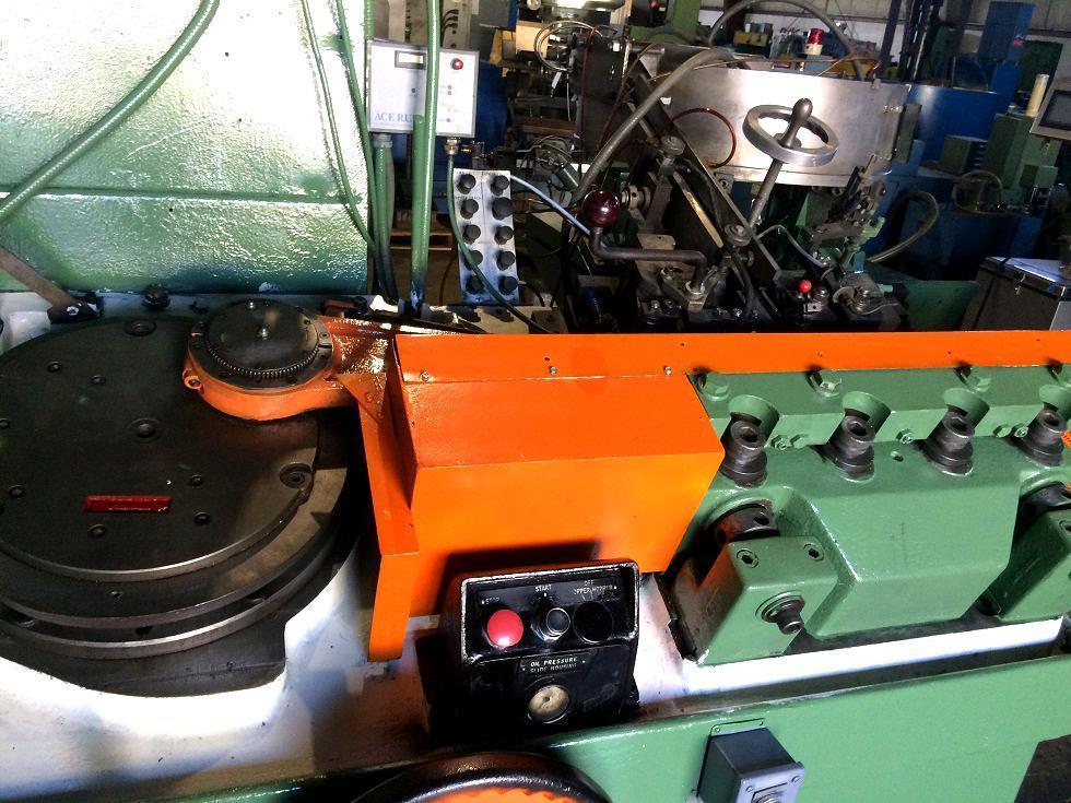 20-225 Hartford Automated Flat Die Thread Roller
