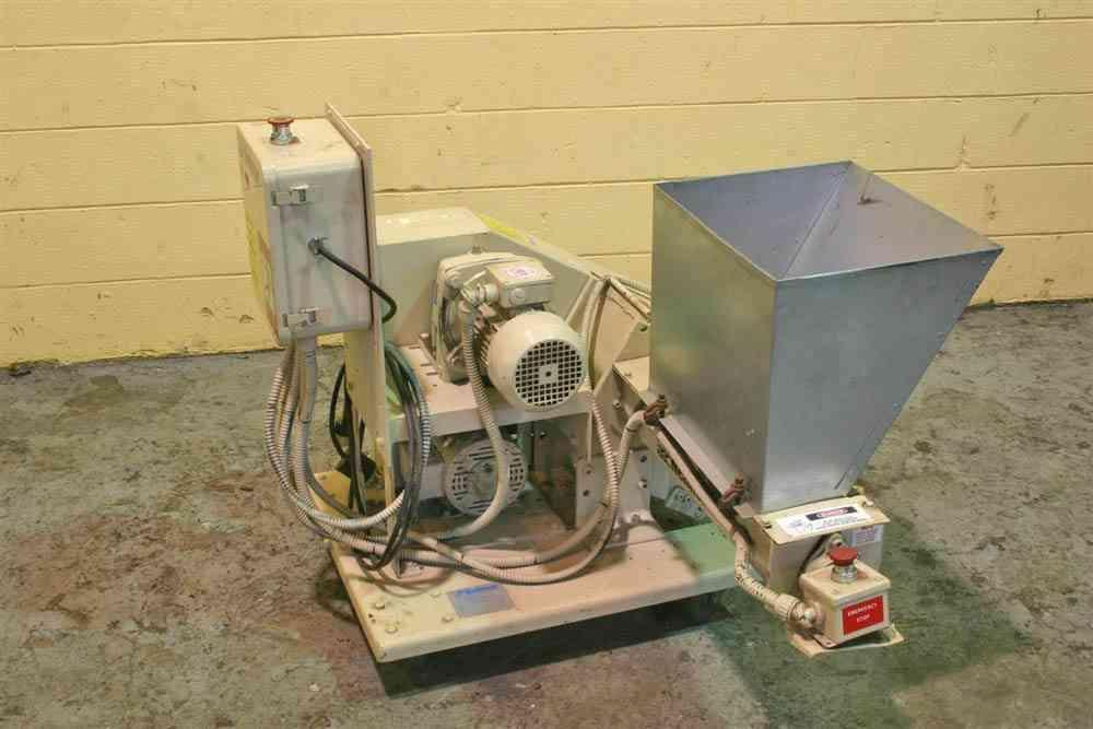 1 HP NELMOR MODEL #AG88M PLASTIC GRANULATOR: STOCK #52682