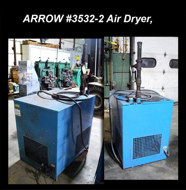 Arrow #3532-2 Air Dryer