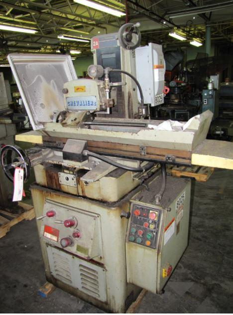 "6"" X 18"" CHEVALIER MODEL #618 SURFACE GRINDER: STOCK #13485"
