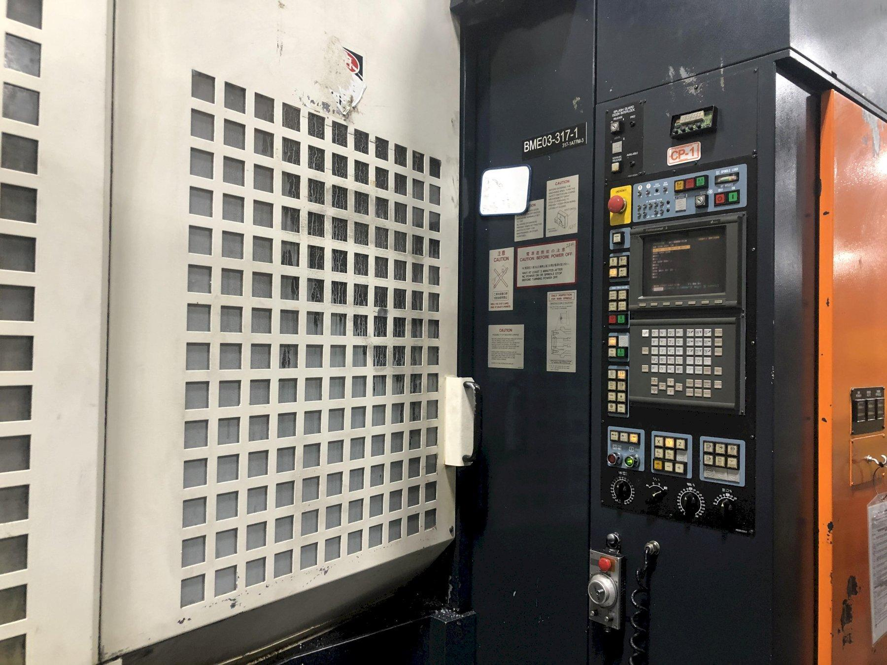 Makino A77 Horizontal Machining Center