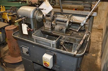 BRITAN LATHE   Our stock number: 112114