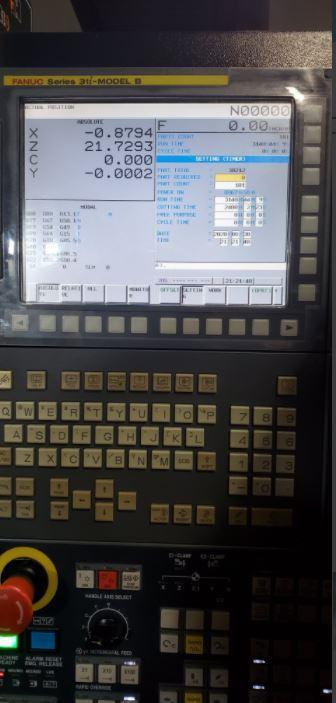Doosan Puma 3100LY CNC Horizontal Lathe