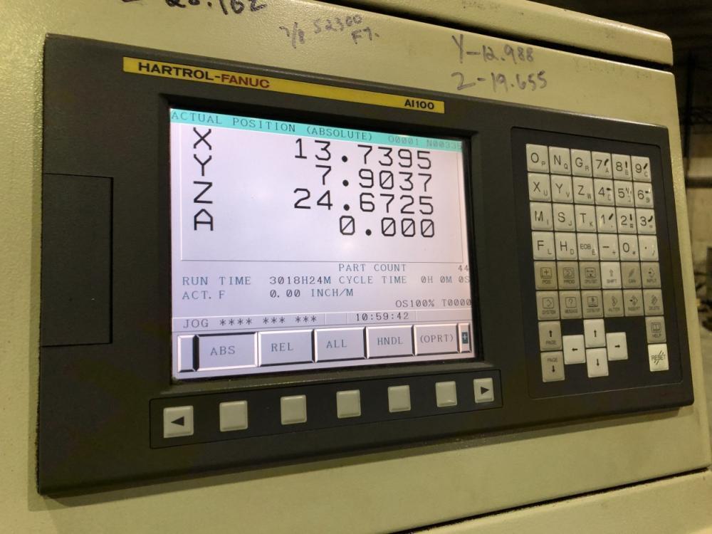 Mighty Viper VMC-1300A - CNC Vertical Machining Center