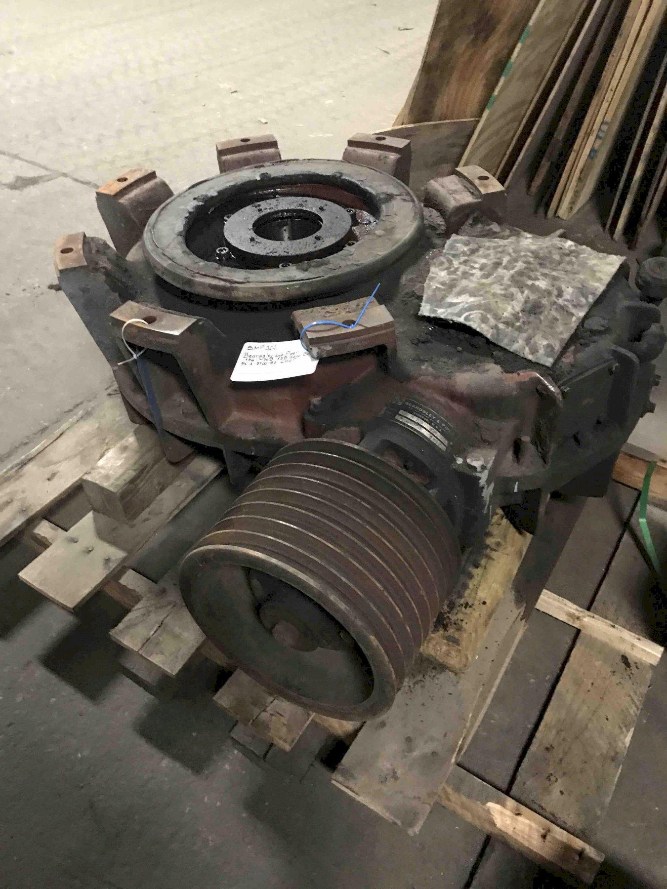Beardsley & Piper 436-M70B. 85B Gear Box, S/N A-3700-55 CHGP.