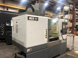 2011 SAMSUNG MCV50 - Vertical Machining Center