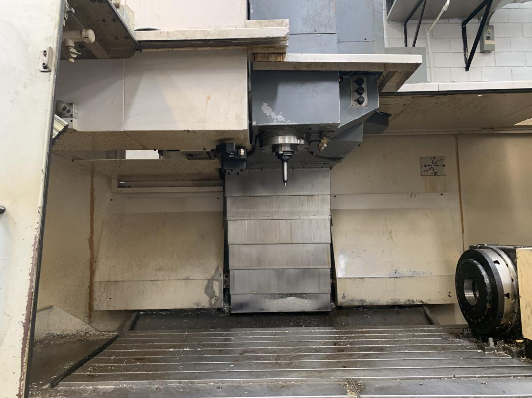 2007 Okuma Millac 852V - Vertical Machining Center