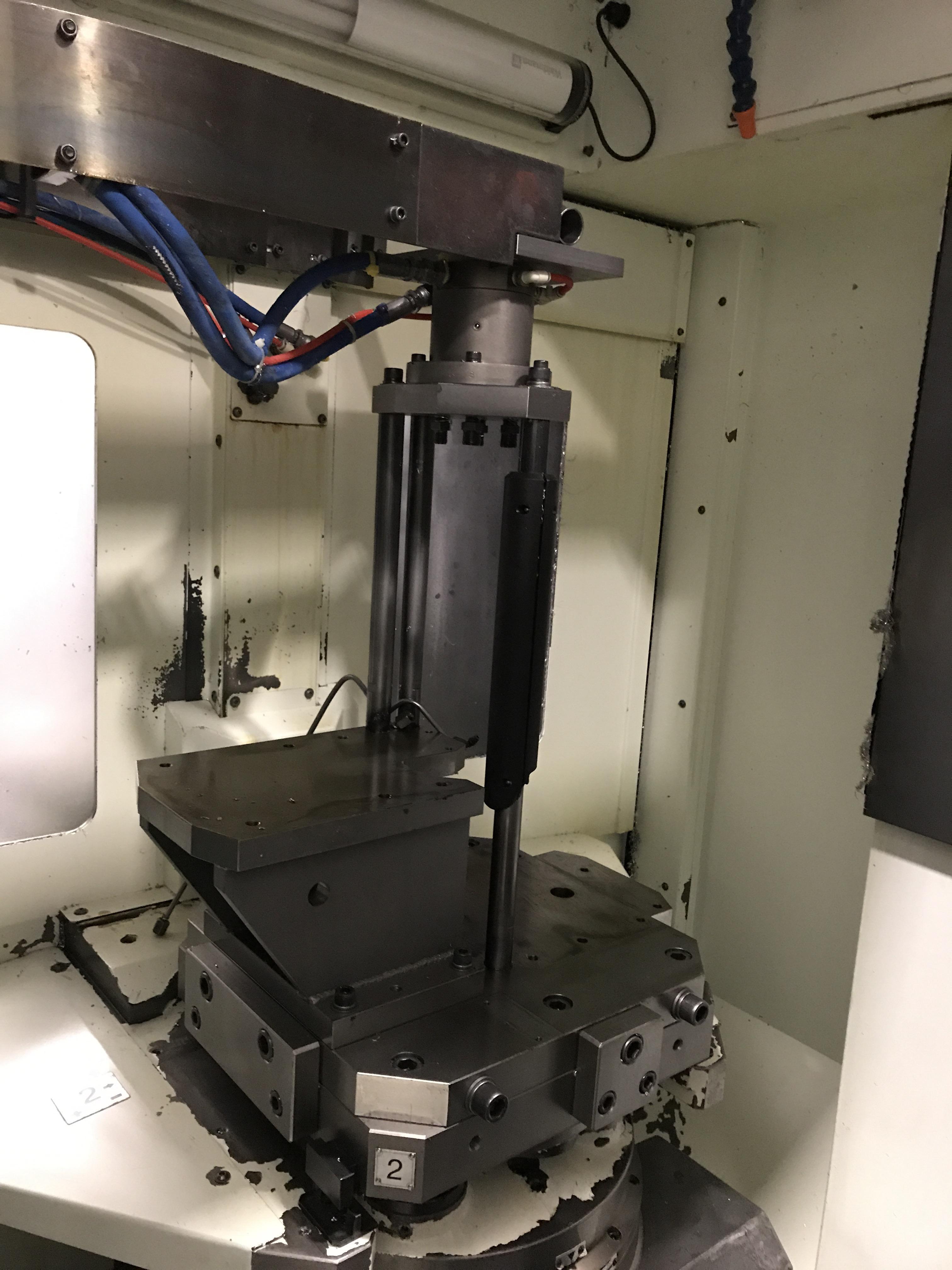 2013 Kitamura MyCenter HX400G - Horizontal Machining Center