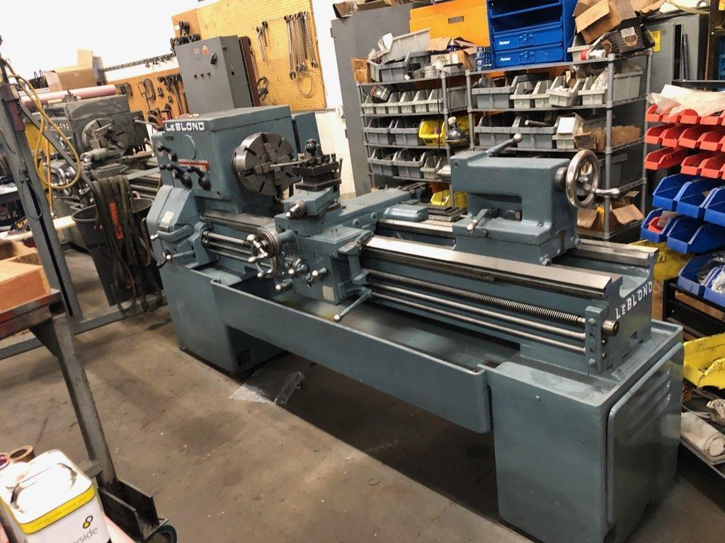 "20"" x 54"" Leblond Regal Engine Lathe"