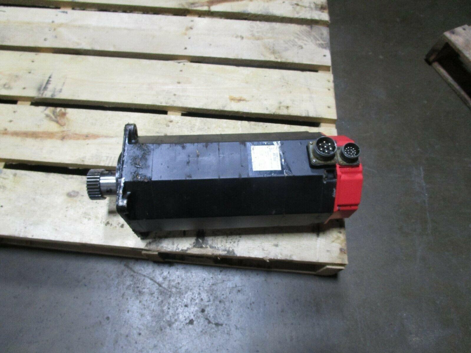 Fanuc Servo Motor 30S/3000 A06B-0319-B074 #7008