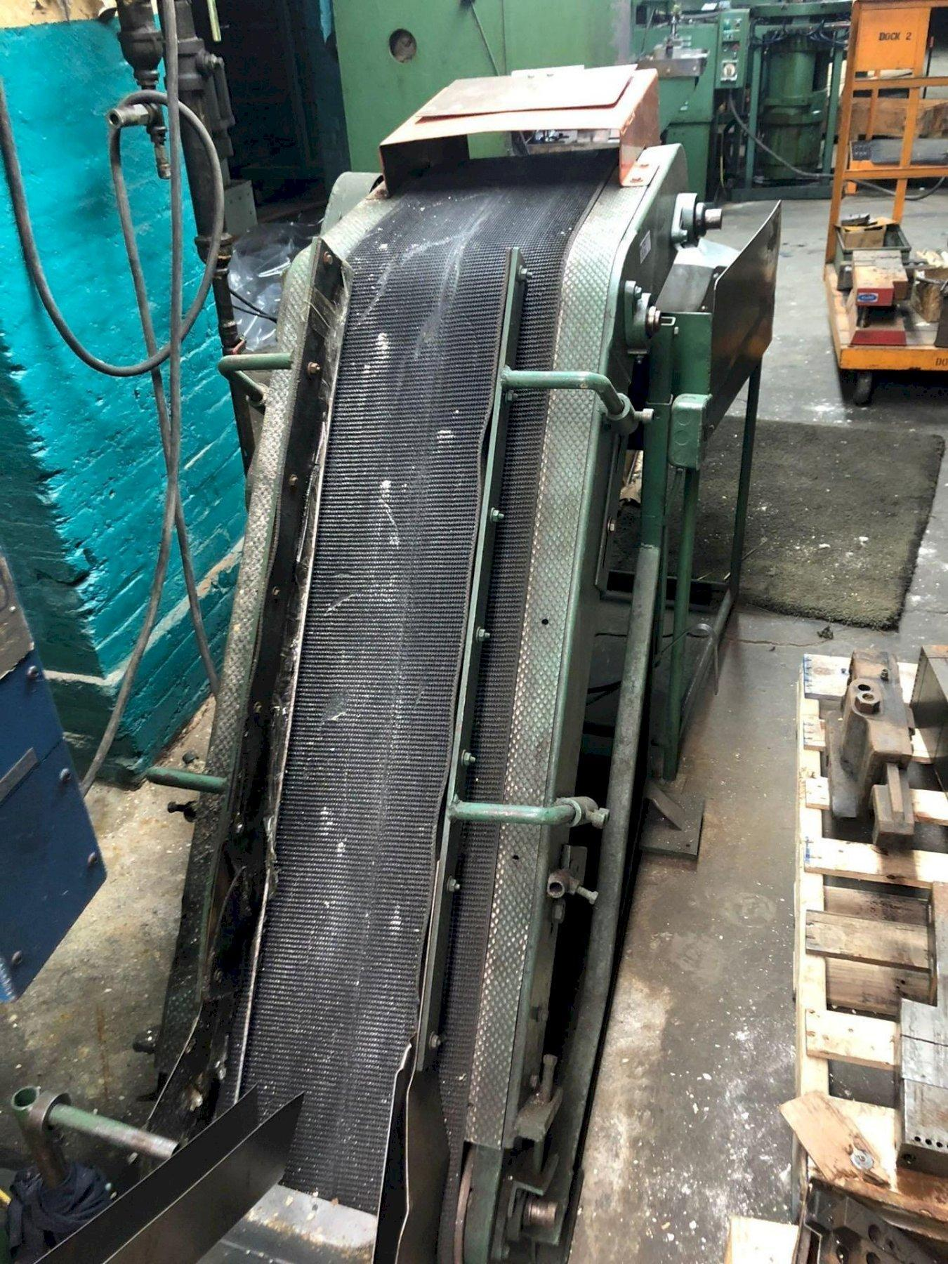 "12"" DSC Magnetic Inclined Conveyor"