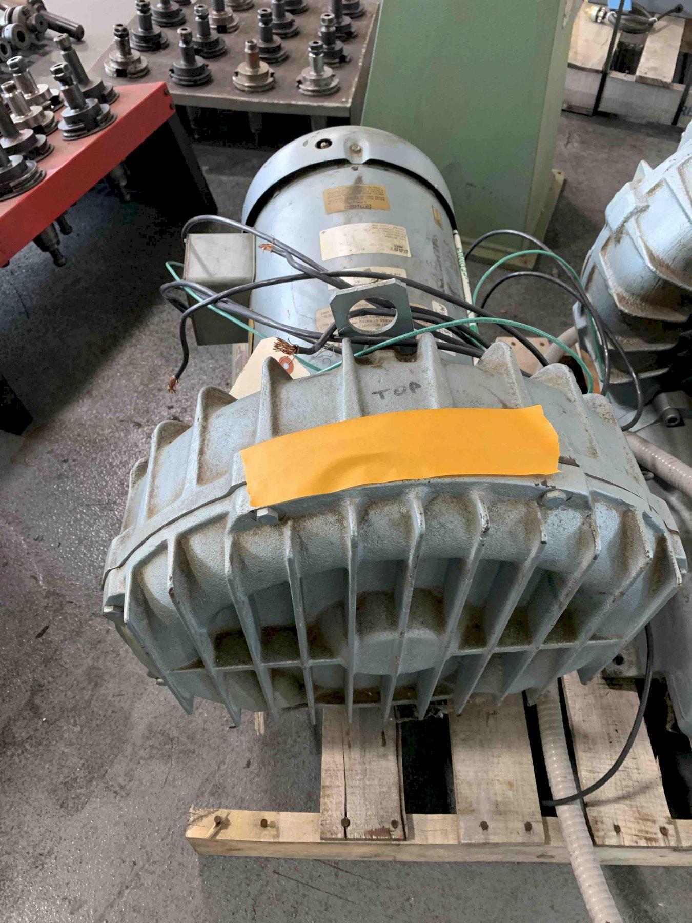 USED GAST MODEL R7100A-3 REGENERATIVE BLOWER, Stock # 10761