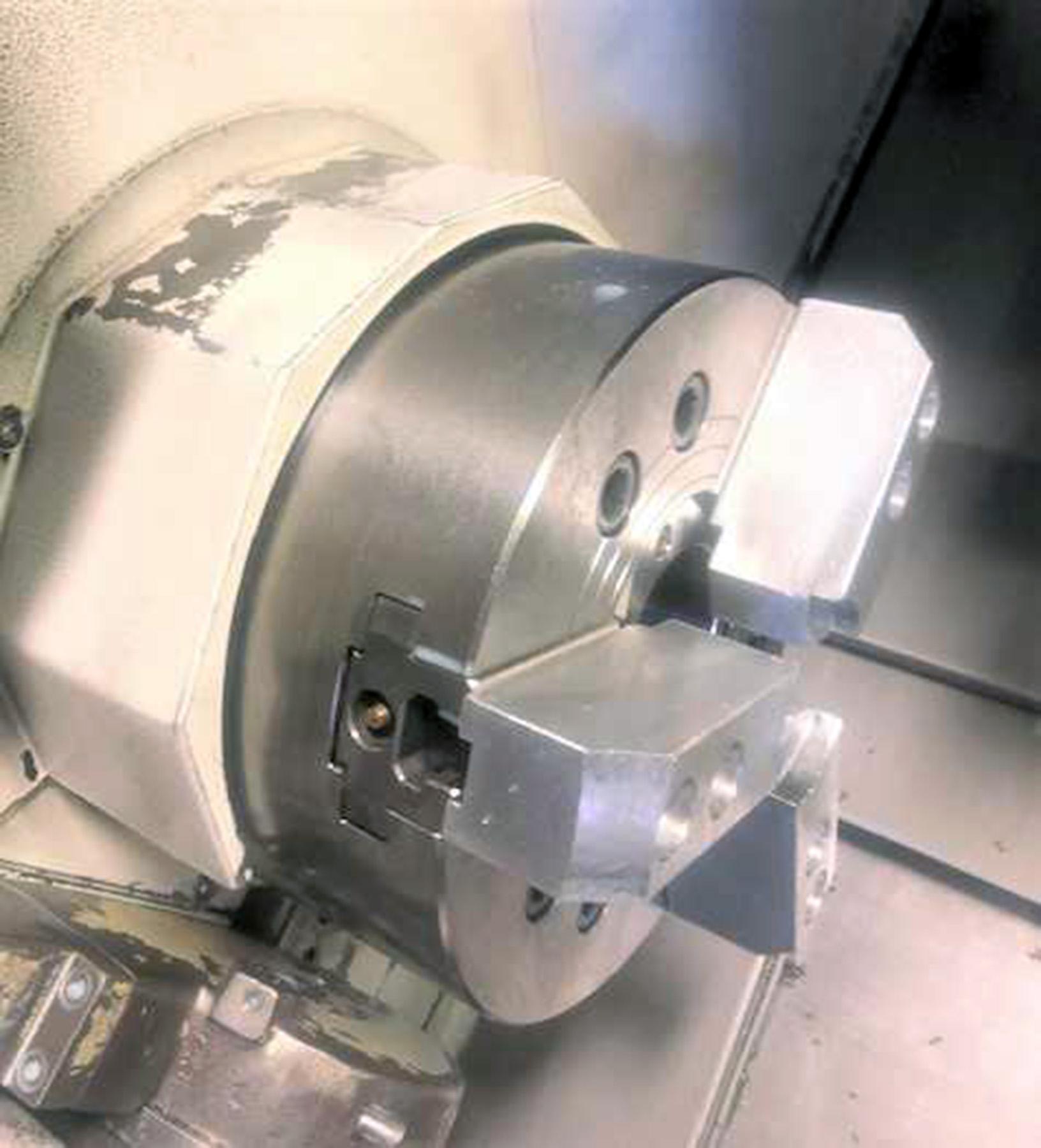 USED, MAZAK QTN 250-II MS CNC LATHE