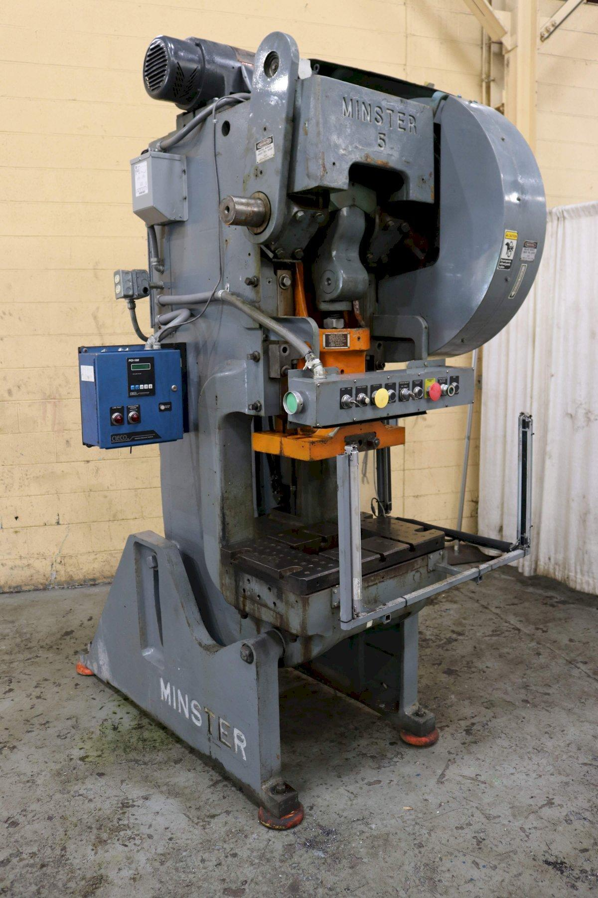 45 Ton Minster OBI Press