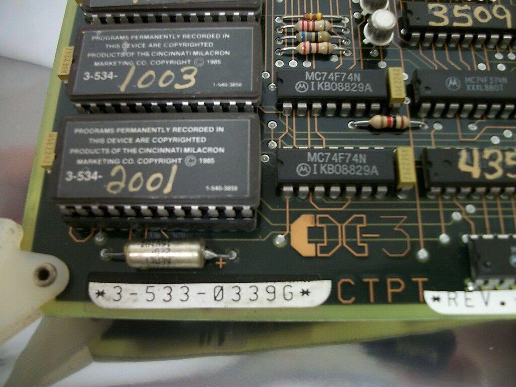 ACRAMATIC 950 BOARD 3-533-0339G