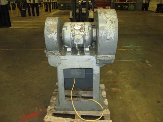 WAFIOS MODEL #MSE.500 DOUBLE END GRINDER   Our stock number: 108932