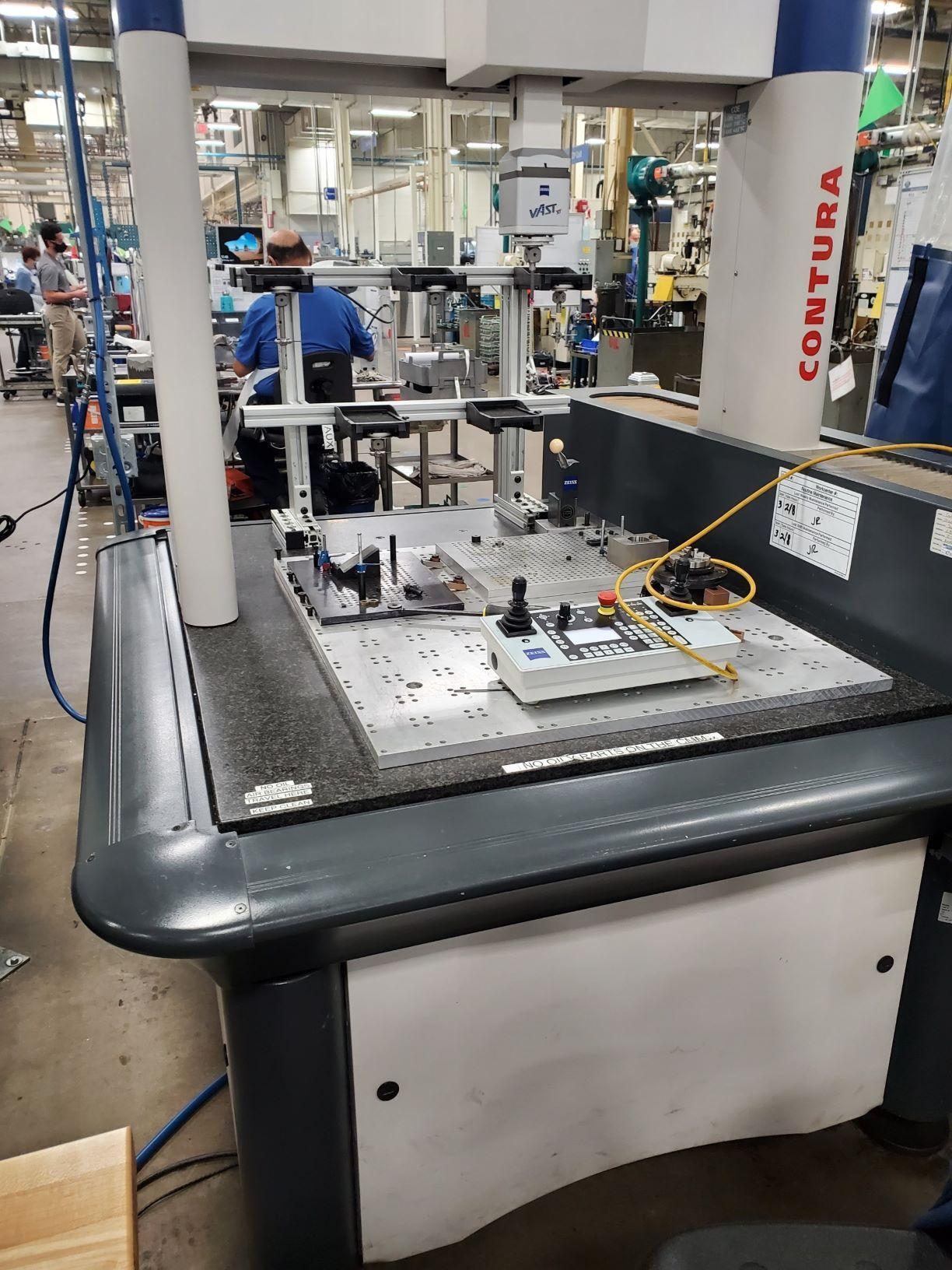 Zeiss Contura 7/10/6 Coordinate Measuring Machine (CMM) (#33203)