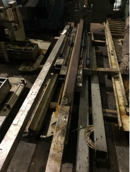 USED LINEAR TRANSFER SYSTEM