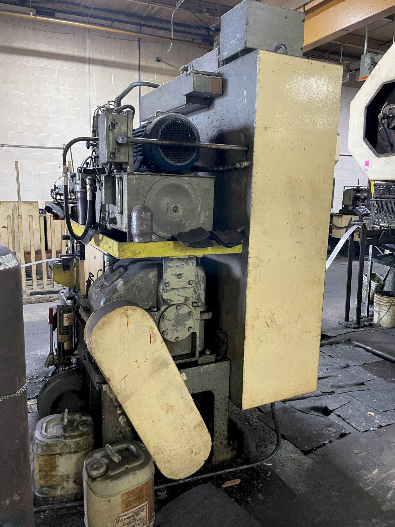 """5-1/4"""" X 8"""" INTERGRATED INDUSTRIAL SYSTEMS I2S 2-HI COLD REDUCTION MILL. STOCK # 0635621"""