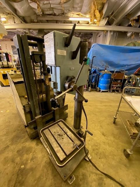1 - PREOWNED WILTON STRANDS DRILL PRESS, MODEL #: 20740, S/N: 100698, YEAR: 1995