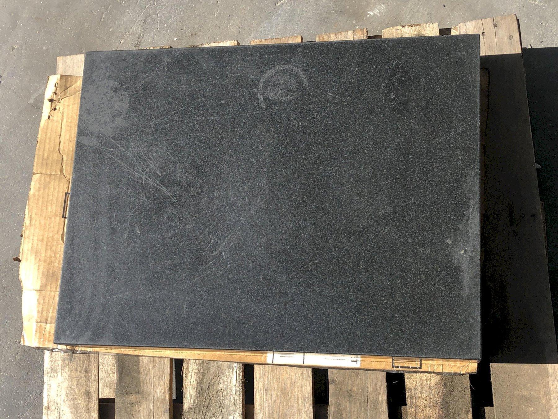 "Granite Surface Plate 24-1/8"" x 18-1/4"" x 3-1/4"""