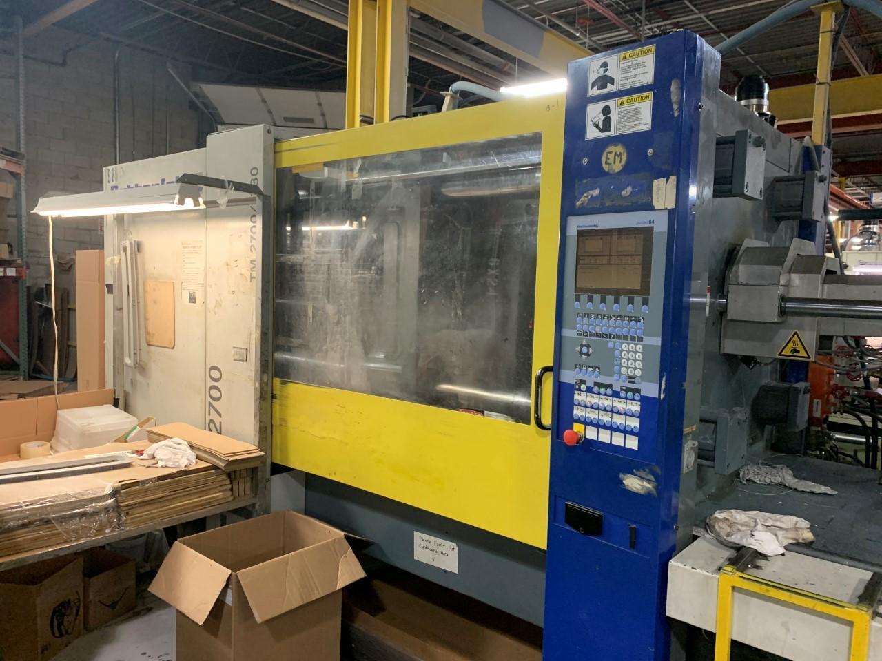 Battenfeld TM 2700-1330 Injection Molding Machine